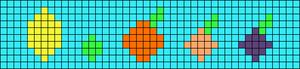 Alpha pattern #53077