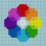 Alpha pattern #53088