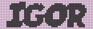 Alpha pattern #53111
