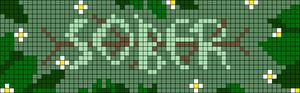 Alpha pattern #53114