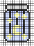 Alpha pattern #53119