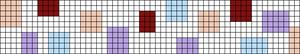 Alpha pattern #53138