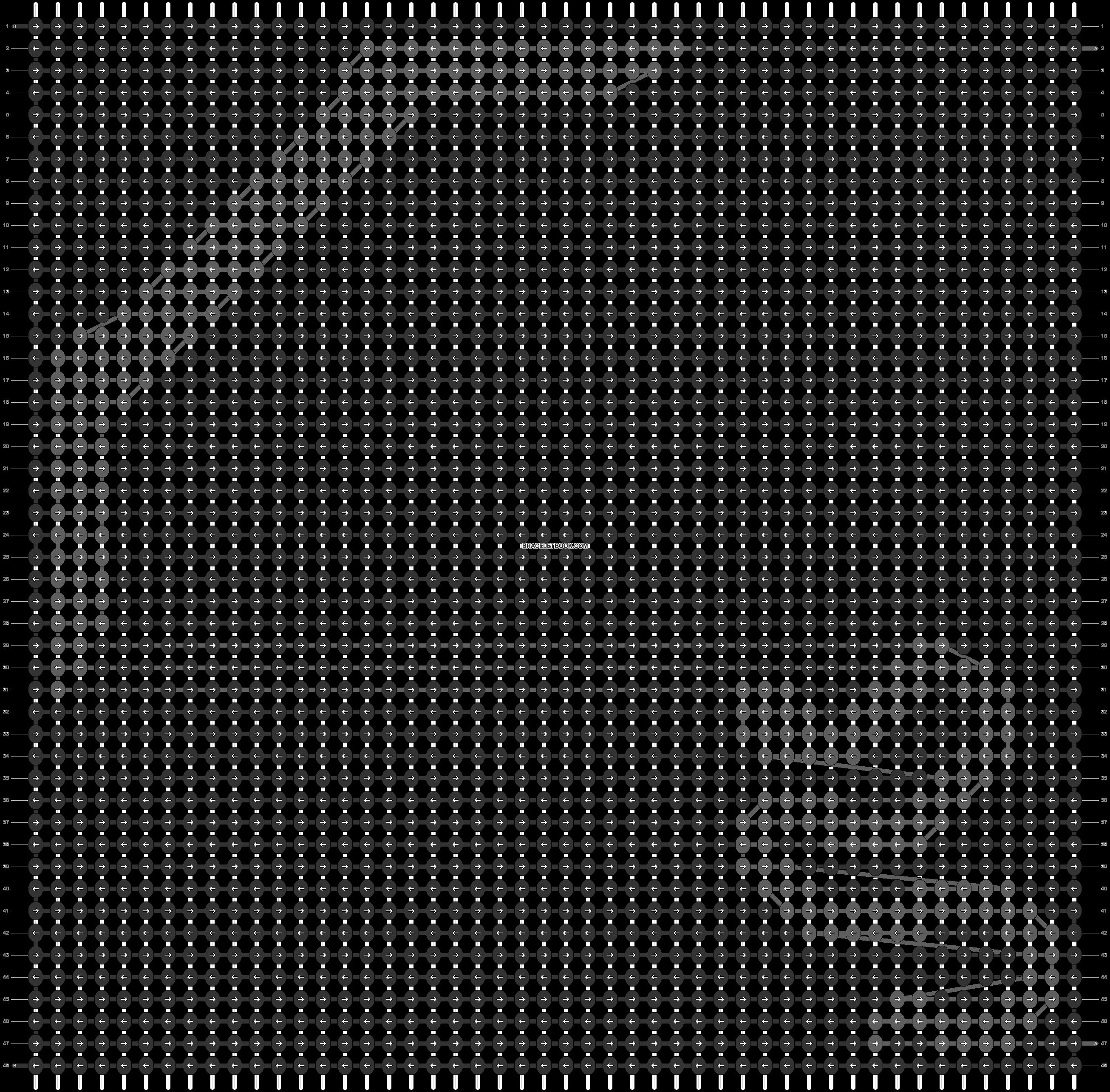 Alpha pattern #53141 pattern