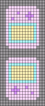 Alpha pattern #53142