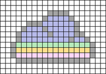 Alpha pattern #53145