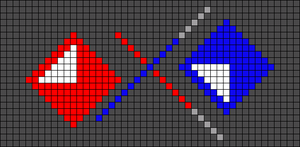 Alpha pattern #53156