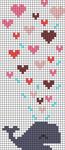 Alpha pattern #53158