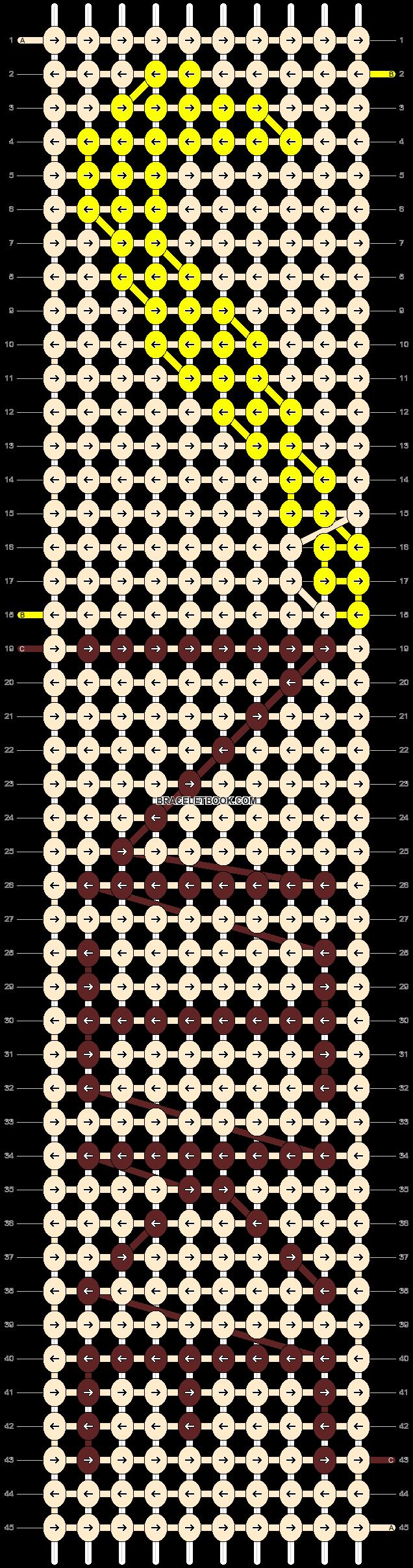 Alpha pattern #53159 pattern