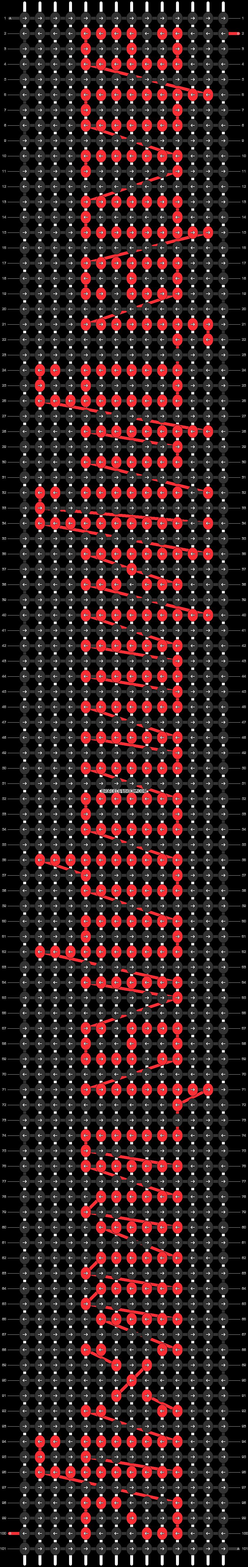 Alpha pattern #53162 pattern