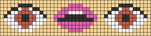 Alpha pattern #53163