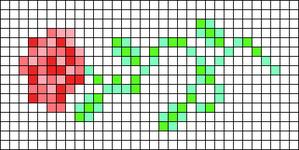 Alpha pattern #53165