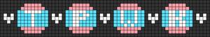 Alpha pattern #53172