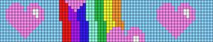 Alpha pattern #53174