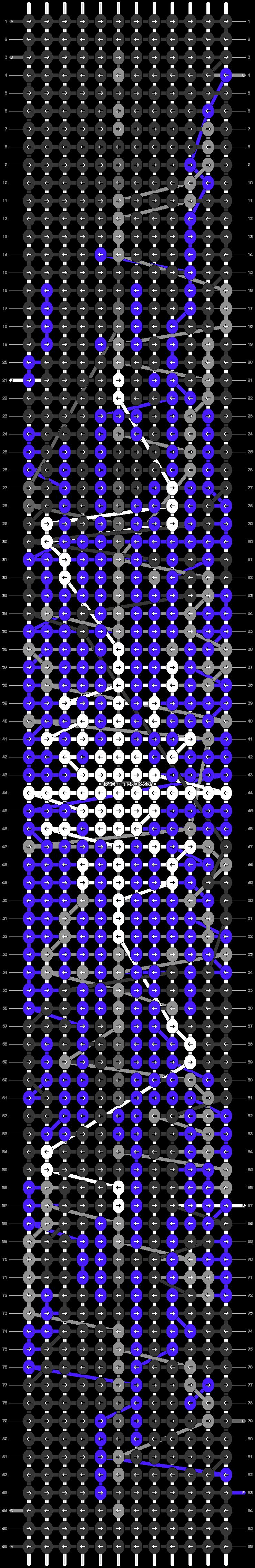Alpha pattern #53199 pattern