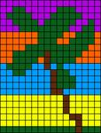 Alpha pattern #53207