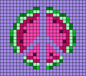 Alpha pattern #53214