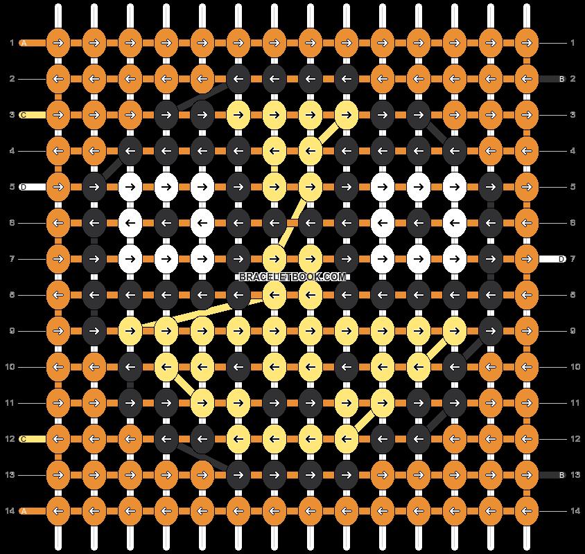 Alpha pattern #53227 pattern
