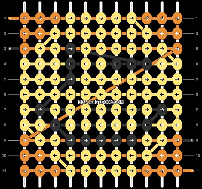 Alpha pattern #53228 pattern