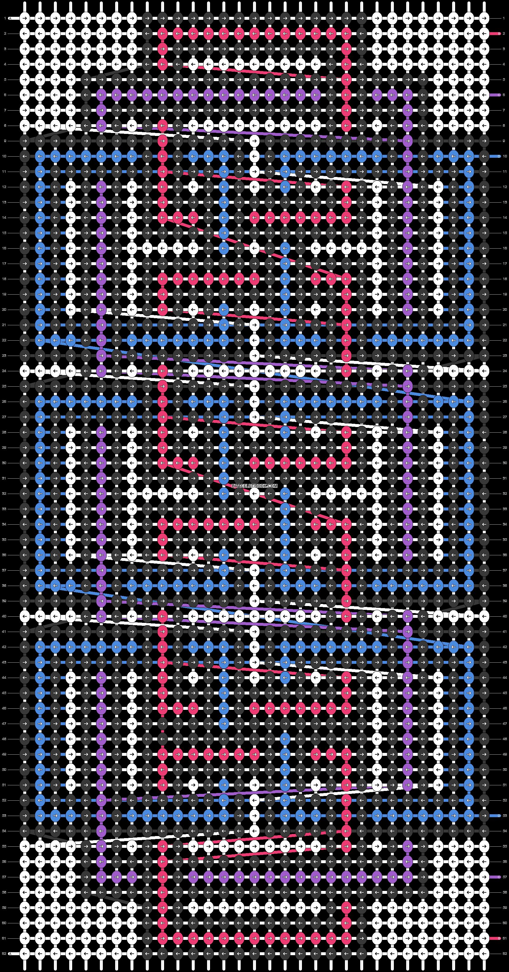 Alpha pattern #53236 pattern