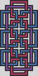 Alpha pattern #53236