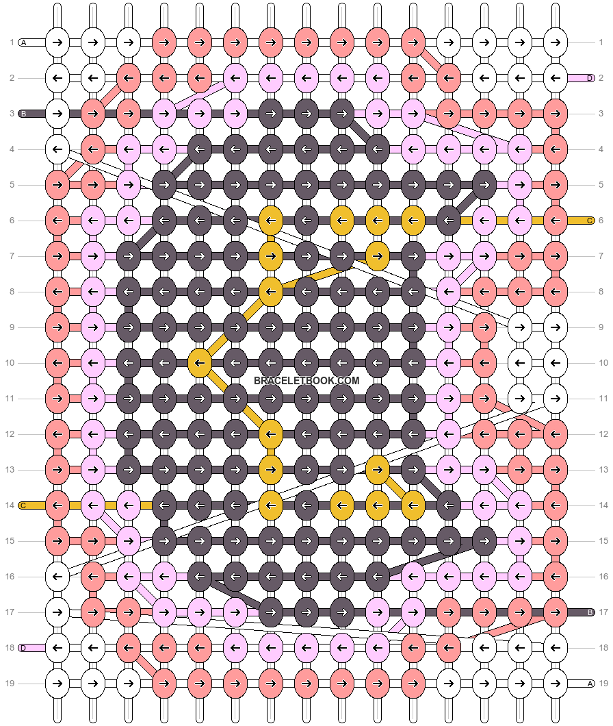Alpha pattern #53253 pattern