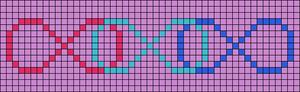 Alpha pattern #53256