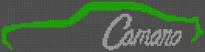 Alpha pattern #53270