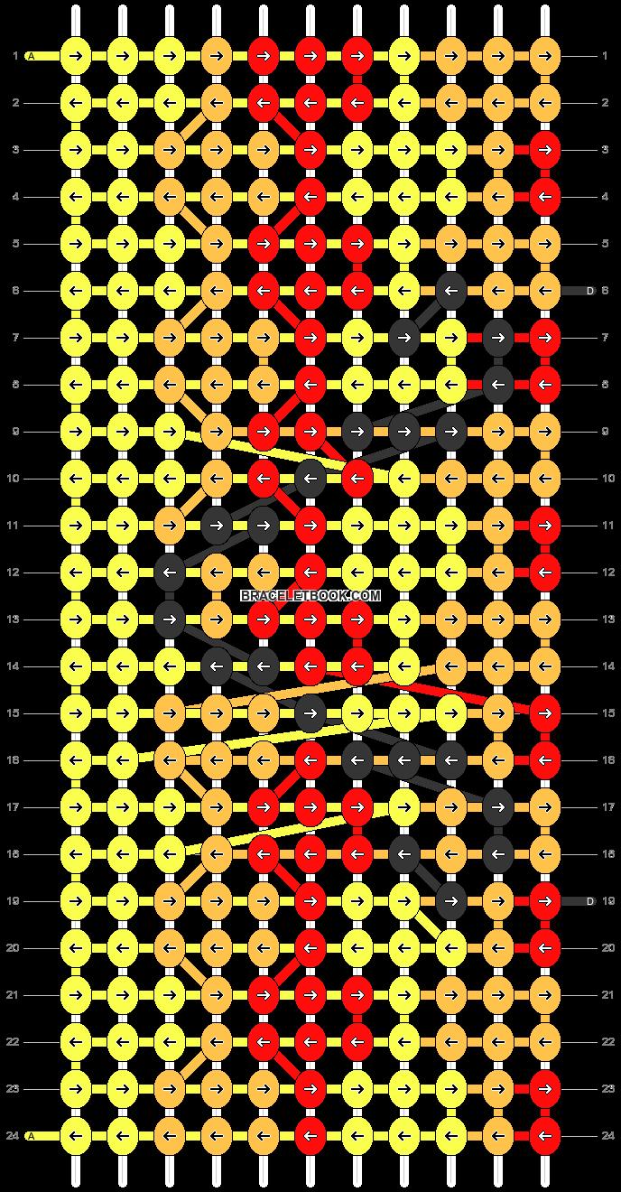 Alpha pattern #53289 pattern