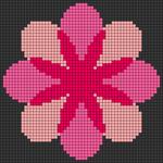 Alpha pattern #53293