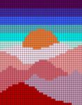 Alpha pattern #53295