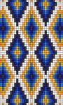 Alpha pattern #53300