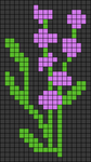 Alpha pattern #53301