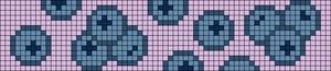 Alpha pattern #53307