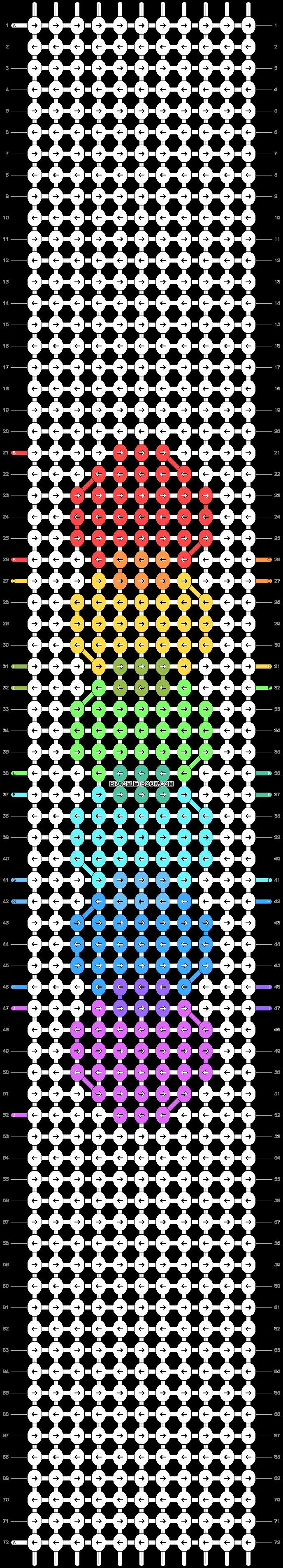 Alpha pattern #53311 pattern