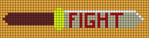 Alpha pattern #53318