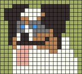 Alpha pattern #53321
