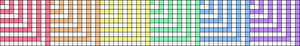 Alpha pattern #53348