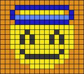 Alpha pattern #53354