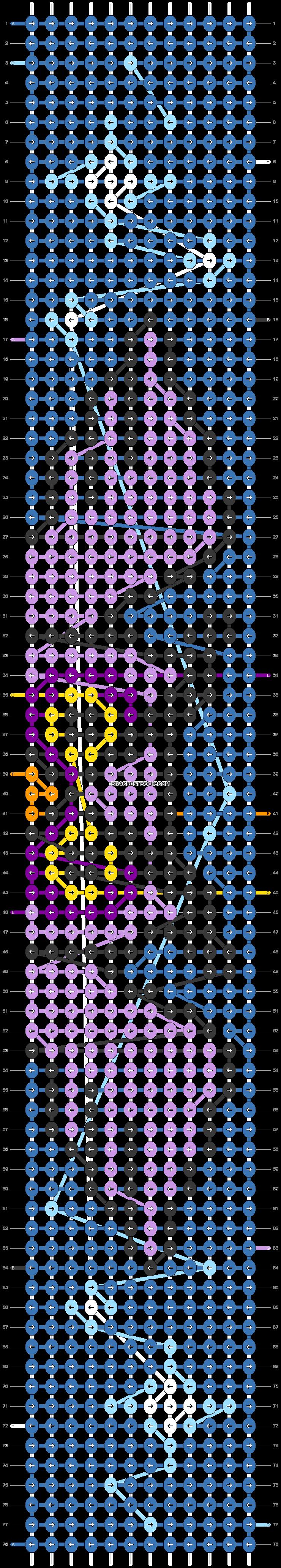 Alpha pattern #53369 pattern