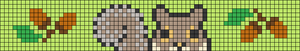 Alpha pattern #53372