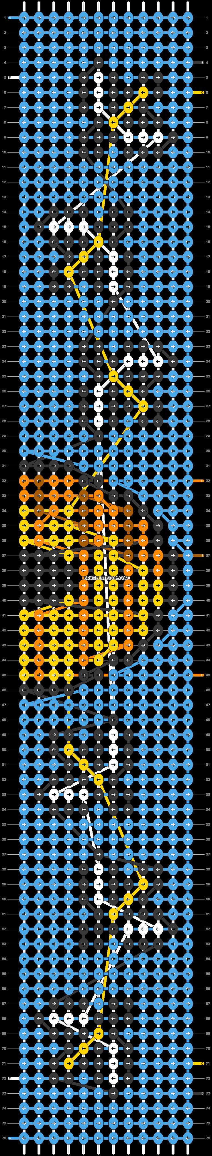 Alpha pattern #53375 pattern