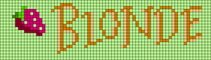 Alpha pattern #53376