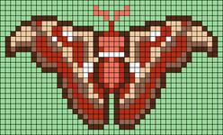 Alpha pattern #53381