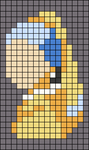 Alpha pattern #53405