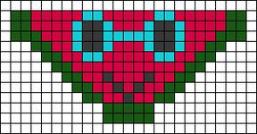Alpha pattern #53408
