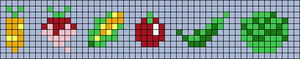 Alpha pattern #53410