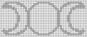 Alpha pattern #53412