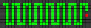 Alpha pattern #53415