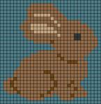 Alpha pattern #53422