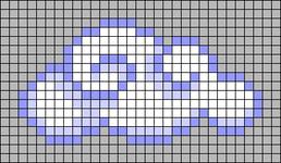 Alpha pattern #53432